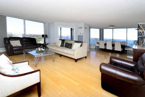 Apartment for rent at 1 Palace Pier Ct Unit 2301 Toronto Ontario - MLS: W4609435