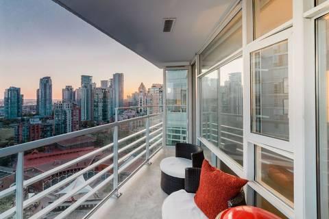 Condo for sale at 1199 Marinaside Cres Unit 2301 Vancouver British Columbia - MLS: R2395391