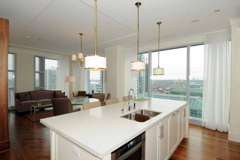 Apartment for rent at 183 Wellington St Unit 2301 Toronto Ontario - MLS: C4736511