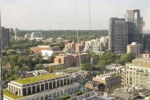 Apartment for rent at 188 Cumberland St Unit 2301 Toronto Ontario - MLS: C4861893