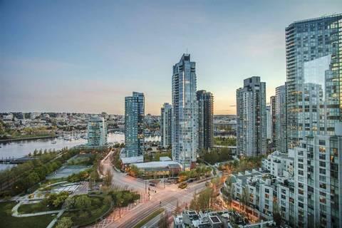 Condo for sale at 388 Drake St Unit 2301 Vancouver British Columbia - MLS: R2377628