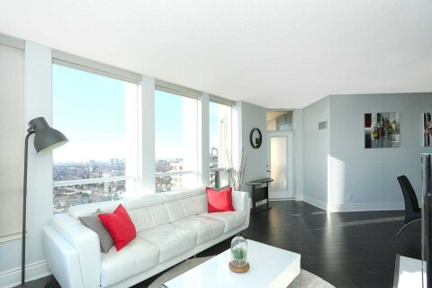 Apartment for rent at 5 Northtown Wy Unit 2301 Toronto Ontario - MLS: C5085569