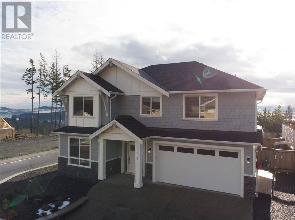House for sale at 2301 Mountain Heights Dr Sooke British Columbia - MLS: 420343
