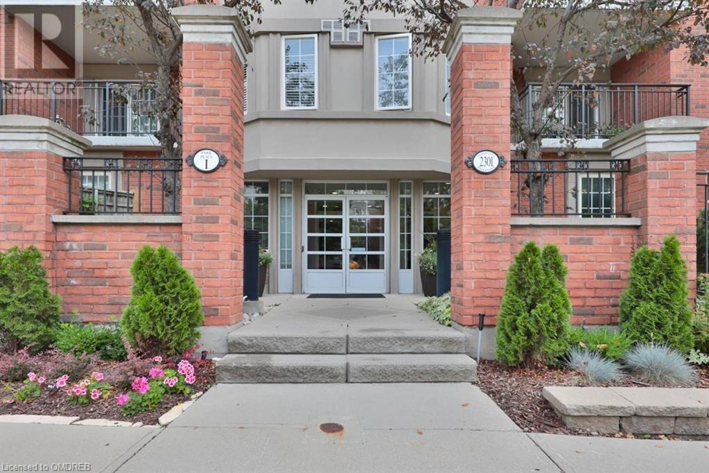 Condo for sale at 2301 Parkhaven Blvd Oakville Ontario - MLS: 40032084