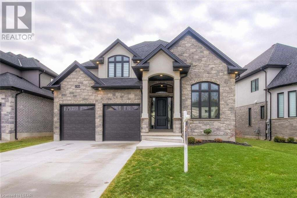 House for sale at 2301 Red Thorne Ave London Ontario - MLS: 268677