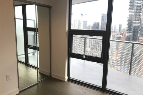 Apartment for rent at 11 Wellesley St Unit 2302 Toronto Ontario - MLS: C5055307