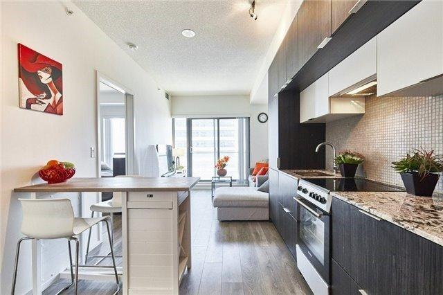 For Sale: 2302 - 159 Dundas Street, Toronto, ON | 1 Bed, 1 Bath Condo for $519,000. See 20 photos!