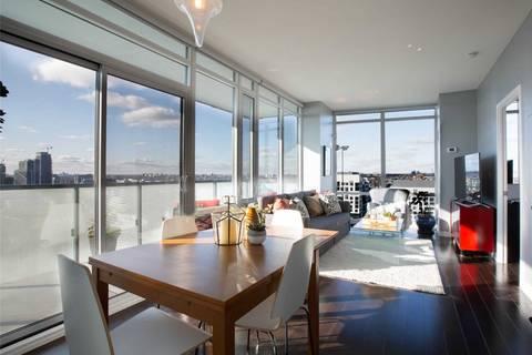 Apartment for rent at 170 Fort York Blvd Unit 2302 Toronto Ontario - MLS: C4691190