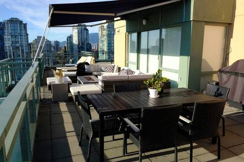 Condo for sale at 212 Davie St Unit 2302 Vancouver British Columbia - MLS: R2428001