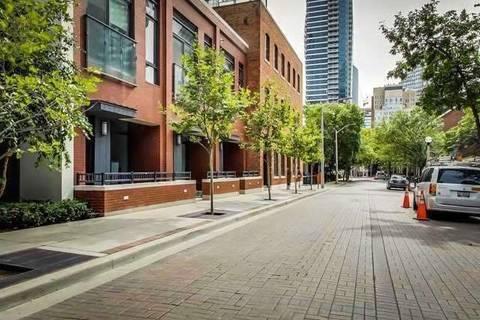 Apartment for rent at 75 St Nicholas St Unit 2302 Toronto Ontario - MLS: C4520234