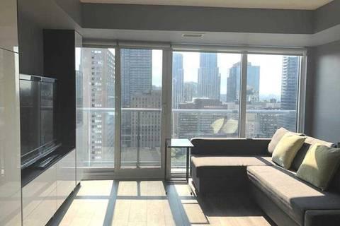 Apartment for rent at 89 Mcgill St Unit 2302 Toronto Ontario - MLS: C4554480