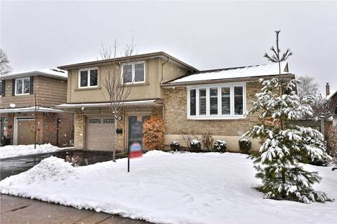 House for sale at 2302 Wyandotte Dr Oakville Ontario - MLS: W4695457