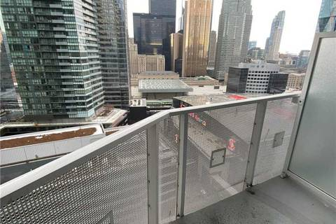 Apartment for rent at 100 Harbour St Unit 2303 Toronto Ontario - MLS: C4695200