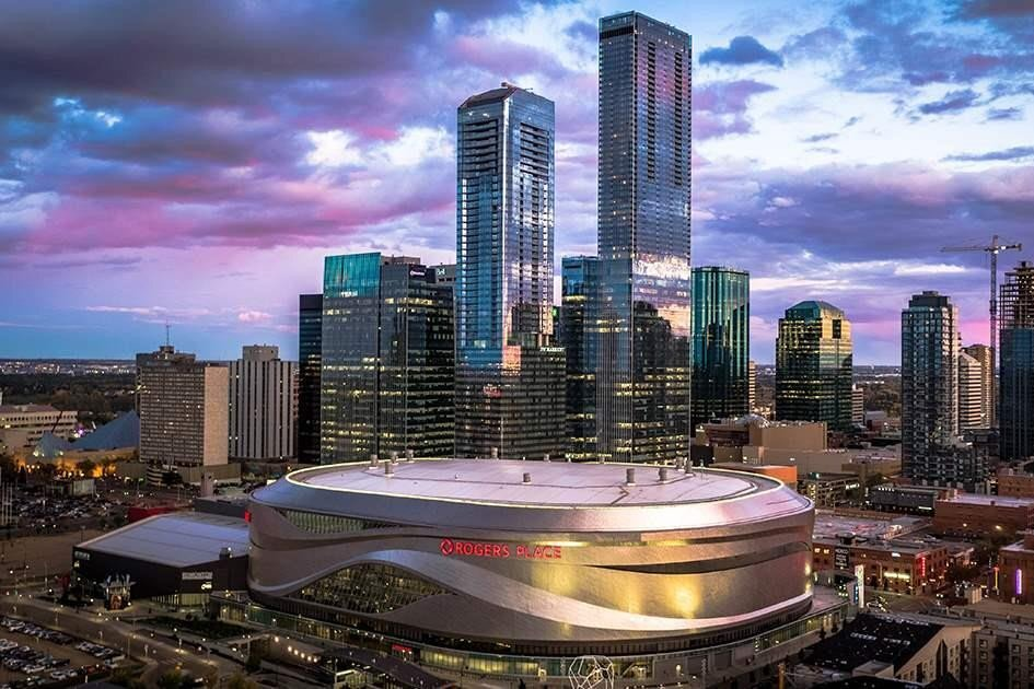 Condo for sale at 10360 102 St NW Unit 2303 Edmonton Alberta - MLS: E4219615