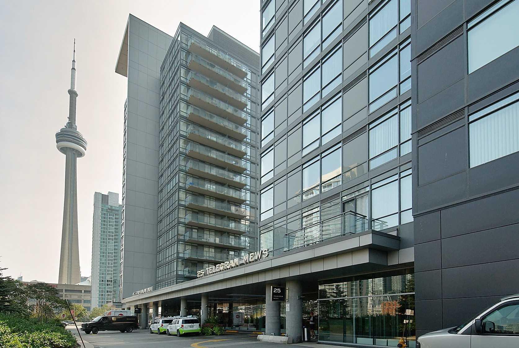 Cityplace Condos Condos: 25 Telegram Mews, Toronto, ON
