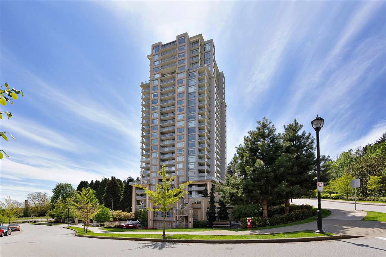 Sold: 2303 - 280 Ross Drive, New Westminster, BC