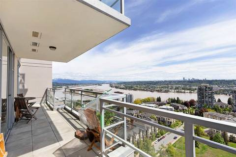 Condo for sale at 280 Ross Dr Unit 2303 New Westminster British Columbia - MLS: R2454366