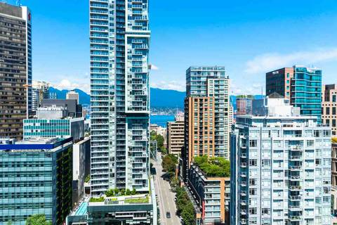 Condo for sale at 535 Smithe St Unit 2303 Vancouver British Columbia - MLS: R2395254