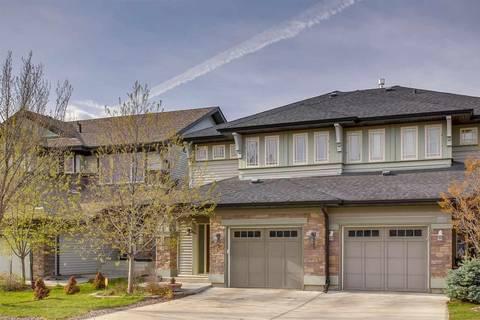 Townhouse for sale at 2303 Austin Wy Sw Edmonton Alberta - MLS: E4159746
