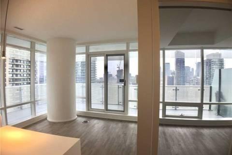 Apartment for rent at 1 Bloor St Unit 2304 Toronto Ontario - MLS: C4690017