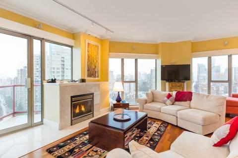 Condo for sale at 1000 Beach Ave Unit 2304 Vancouver British Columbia - MLS: R2379485