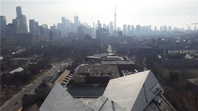 For Rent: 2304 - 200 Bloor Street West, Toronto, ON | 2 Bed, 2 Bath Condo for $3,950. See 18 photos!