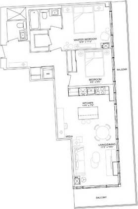Apartment for rent at 200 Bloor St Unit 2304 Toronto Ontario - MLS: C4653608