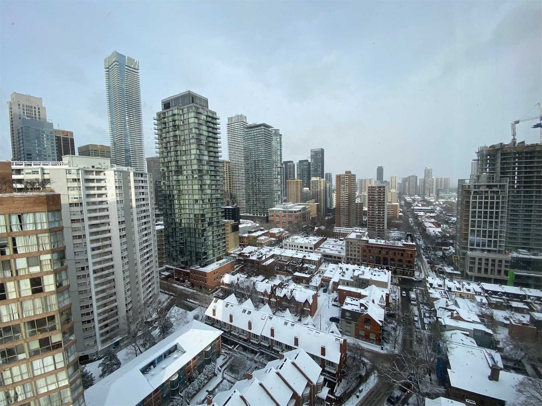 For Rent: 2304 - 44 St Joseph Street, Toronto, ON | 1 Bed, 1 Bath Condo for $2375.00. See 18 photos!