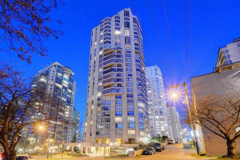 Condo for sale at 738 Broughton St Unit 2304 Vancouver British Columbia - MLS: R2369101