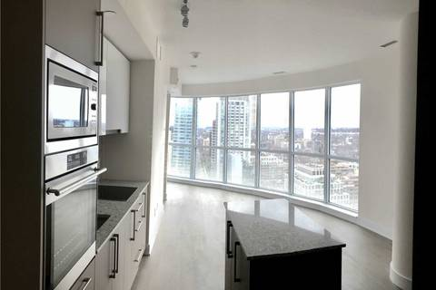 Apartment for rent at 88 Cumberland St Unit 2304 Toronto Ontario - MLS: C4727218