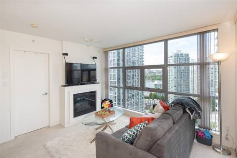 Condo for sale at 989 Beatty St Unit 2304 Vancouver British Columbia - MLS: R2437920