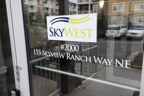 Condo for sale at 155 Skyview Ranch Wy Northeast Unit 2305 Calgary Alberta - MLS: C4278557