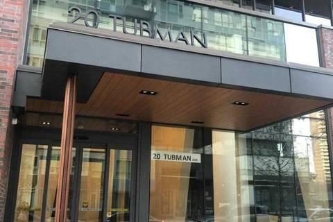 Apartment for rent at 20 Tubman Ave Unit 2305 Toronto Ontario - MLS: C4675037