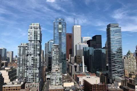 Condo for sale at 290 Adelaide St Unit 2305 Toronto Ontario - MLS: C4545578