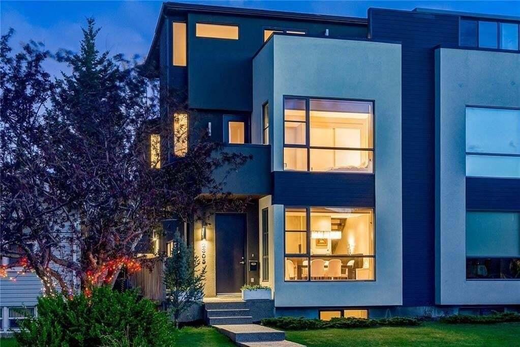 Townhouse for sale at 2305 3 Av NW West Hillhurst, Calgary Alberta - MLS: C4285700