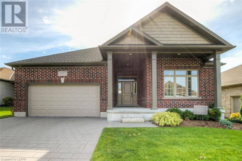 House for sale at 2305 Jack Nash Dr London Ontario - MLS: 228428