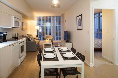 Apartment for rent at 151 Dan Leckie Wy Unit 2306 Toronto Ontario - MLS: C4695103