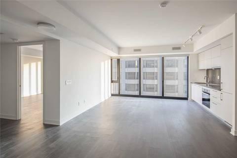 Apartment for rent at 188 Cumberland St Unit 2306 Toronto Ontario - MLS: C4680507