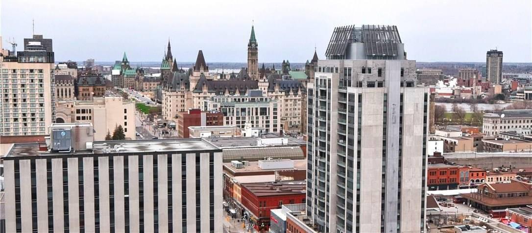 Condo for sale at 200 Rideau St Unit 2306 Ottawa Ontario - MLS: 1150033