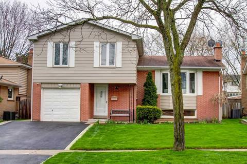 House for sale at 2306 Buttonbush Cres Mississauga Ontario - MLS: W4442862