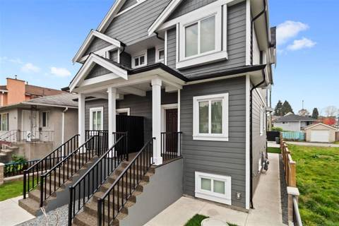 Townhouse for sale at 2306 33rd Ave E Vancouver British Columbia - MLS: R2413637