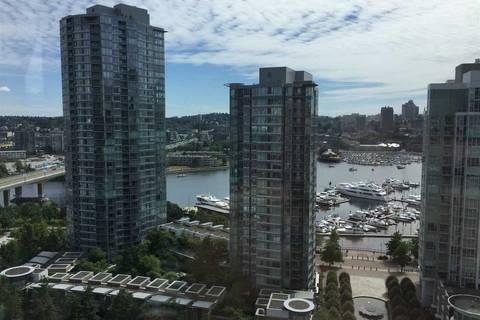 Condo for sale at 1009 Expo Blvd Unit 2307 Vancouver British Columbia - MLS: R2389745