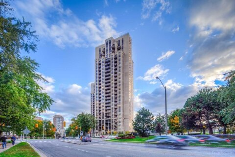 Apartment for rent at 133 Wynford Dr Unit 2307 Toronto Ontario - MLS: C4996963