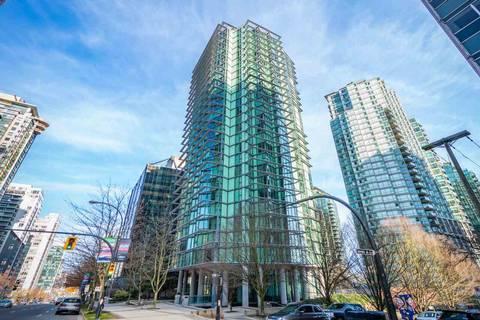 Condo for sale at 1331 Georgia St W Unit 2307 Vancouver British Columbia - MLS: R2446685
