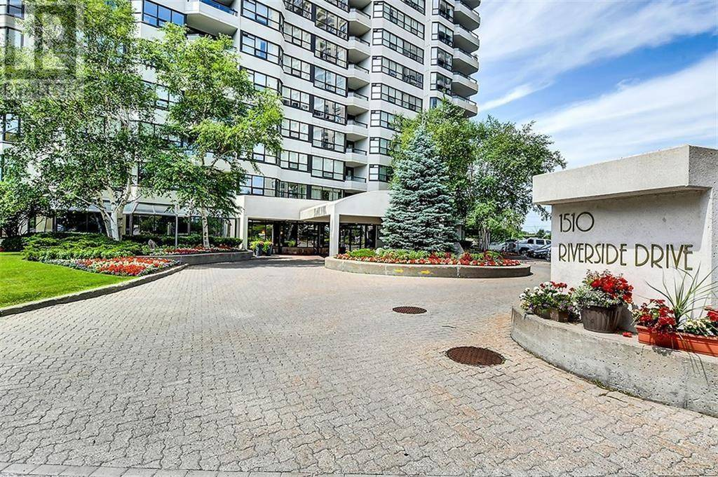 Apartment for rent at 1510 Riverside Dr Unit 2307 Ottawa Ontario - MLS: 1174640