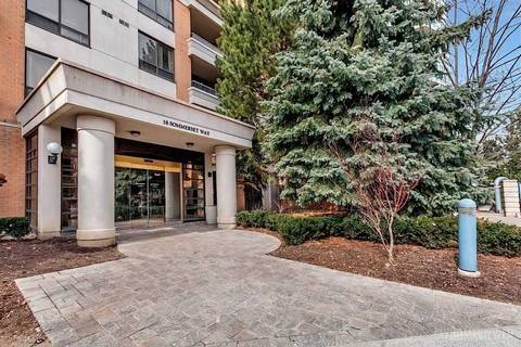 Apartment for rent at 18 Sommerset Wy Unit 2307 Toronto Ontario - MLS: C4737119