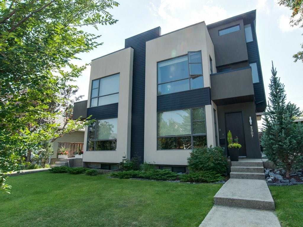 For Sale: 2307 3 Avenue Northwest, Calgary, AB | 3 Bed, 4 Bath Townhouse for $929,800. See 46 photos!