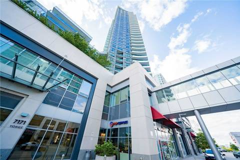 Condo for sale at 7171 Yonge St Unit 2307 Markham Ontario - MLS: N4605736