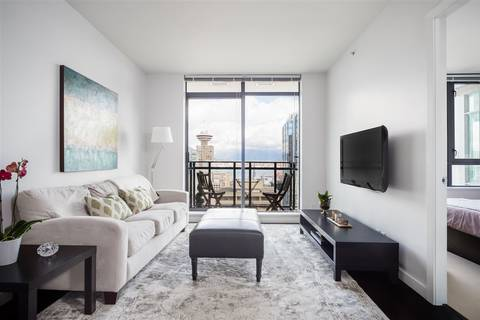 Condo for sale at 788 Richards St Unit 2307 Vancouver British Columbia - MLS: R2448472