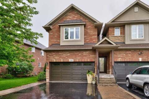 Townhouse for rent at 2307 Parkglen Ave Oakville Ontario - MLS: W4777175